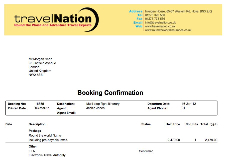 970136589a So that was it, one evening a few days before my 23rd birthday without  really realising what I was about to do, I booked my tickets to go around  the world.